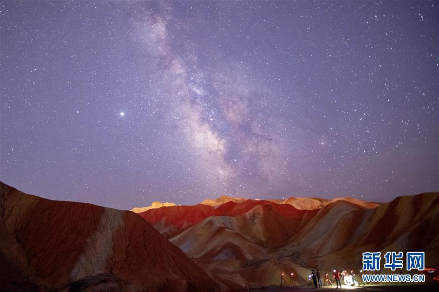 #(环境)(5)丹霞上的流星雨