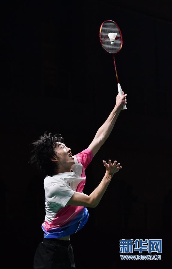 (体育)(4)羽毛球——全国锦标赛决赛:顾俊峰获男单亚军