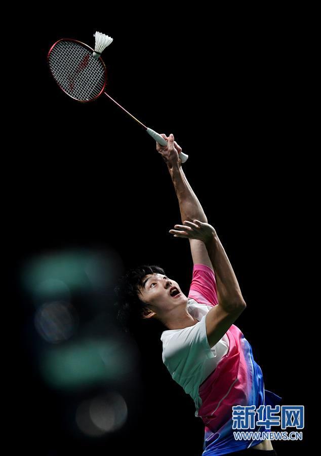 (体育)(5)羽毛球——全国锦标赛决赛:顾俊峰获男单亚军