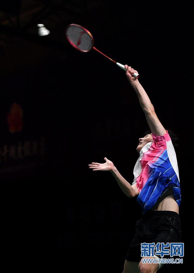 (体育)(6)羽毛球——全国锦标赛决赛:顾俊峰获男单亚军