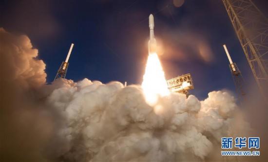 """(国际)(10)美国发射""""毅力""""号火星车 将探索火星生命迹象"""