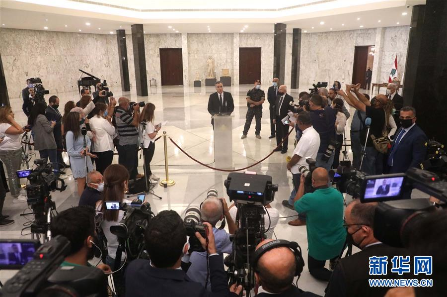 (国际)(4)黎巴嫩任命新一任政府总理