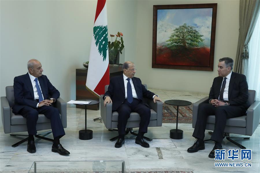 (国际)(1)黎巴嫩任命新一任政府总理