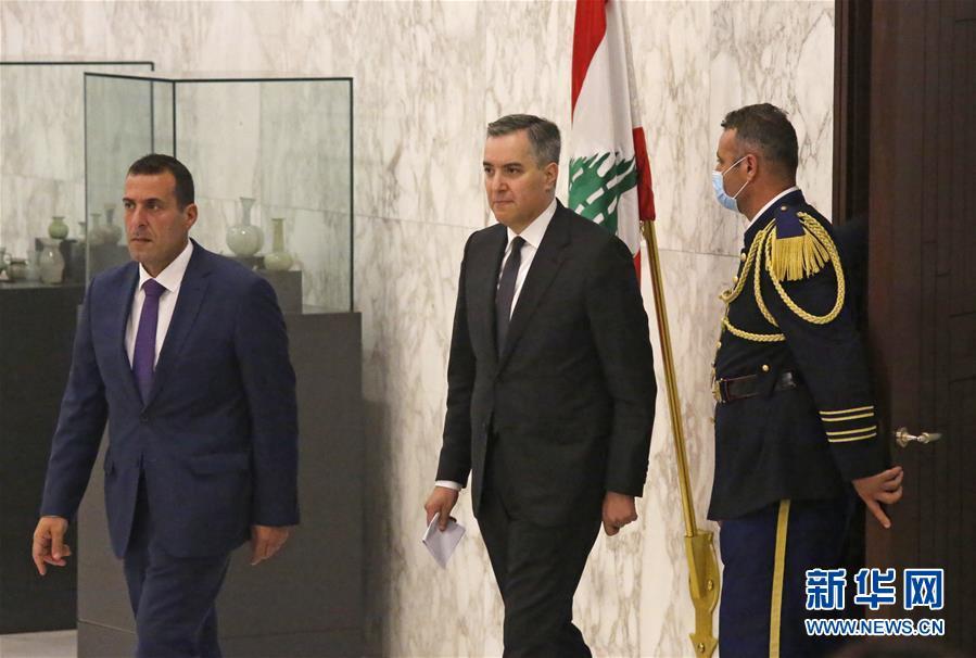 (国际)(2)黎巴嫩任命新一任政府总理