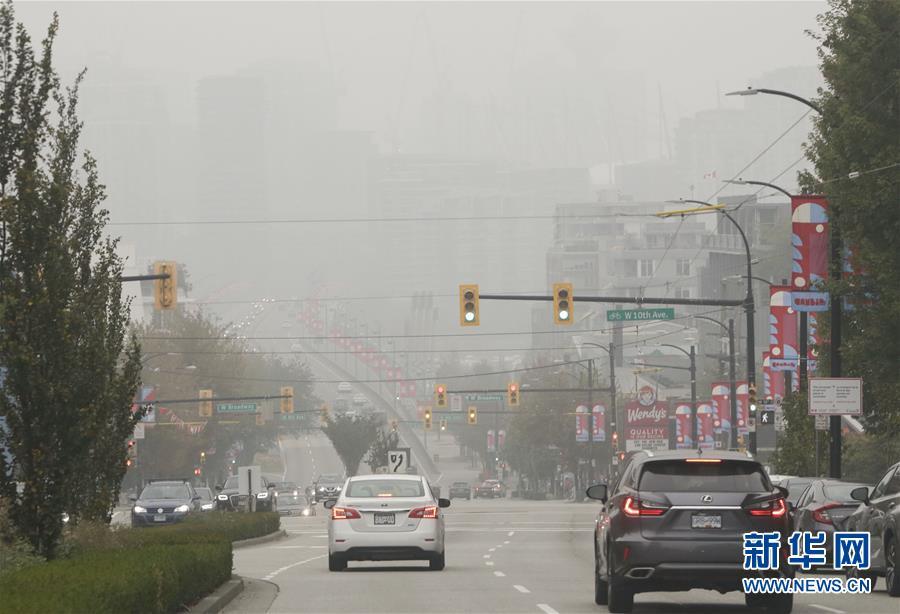 (国际)(2)温哥华空气污染持续
