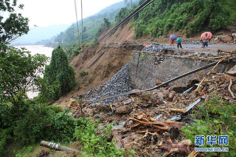 (国际)(1)越南中部等地暴雨已致28人死亡