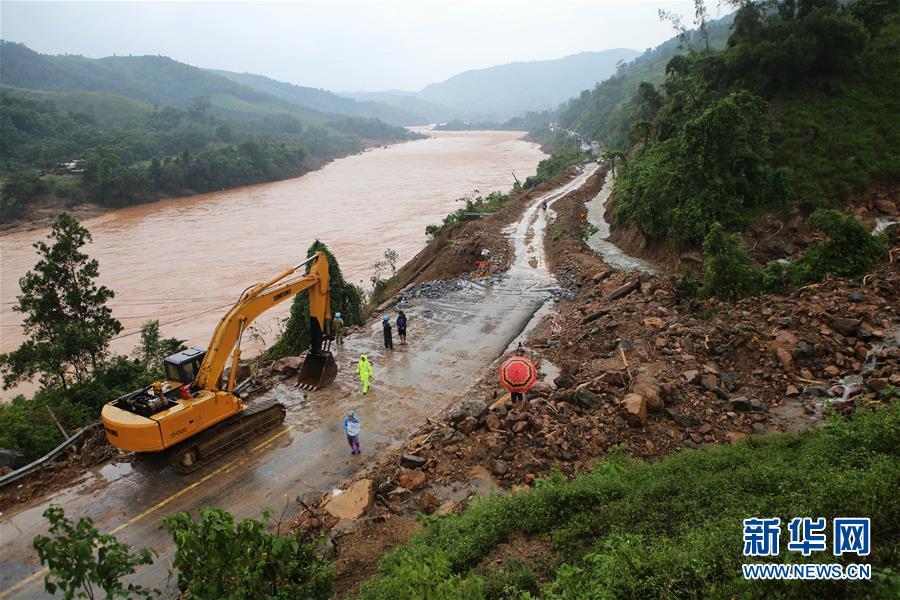 (国际)(6)越南中部等地暴雨已致28人死亡