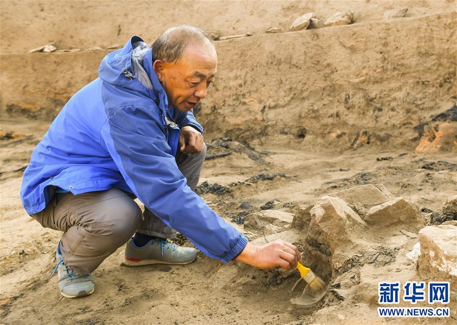 (图文互动)(2)内蒙古发掘1500多年前的北魏皇帝祭天遗址