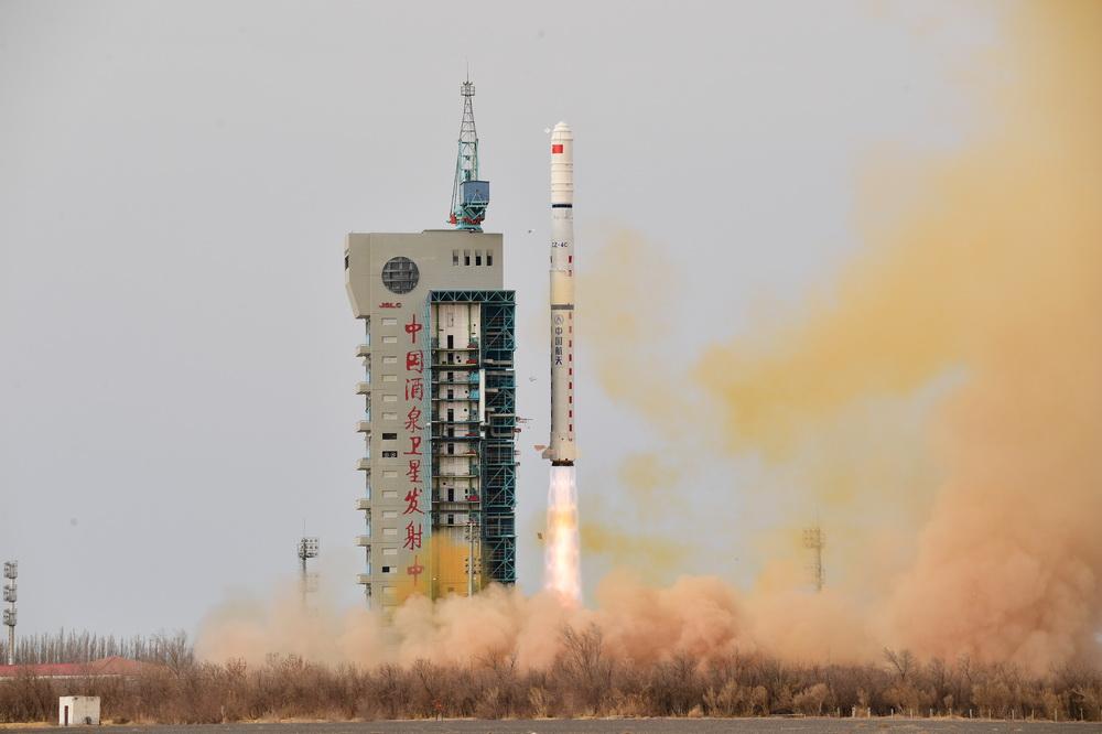 我国成功发射遥感三十一号03组卫星【2】